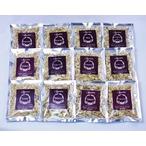 送料無料 美味しい贈り物 有機JAS認定 国産オーガニックハーバルグラノーラ ~12種類の贅沢セット~